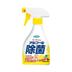 【商品名】 (まとめ)フマキラー アルコール除菌スプレー 本体 400ml【×10セット】