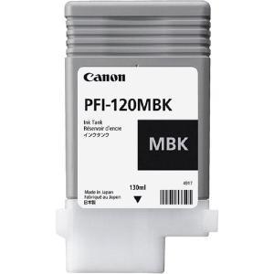業務用5セット 〔純正品〕CANON 2884C001 未使用 超定番 PFI-120MBK インクタンク マットブラック