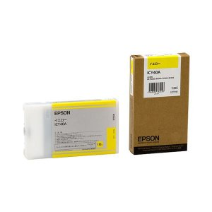 <title>まとめ エプソン EPSON PX-Pインクカートリッジ イエロー 110ml ICY40A 1個 〔×10セット〕 正規認証品!新規格</title>