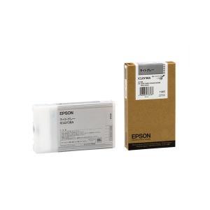 <title>まとめ エプソン EPSON PX-P K3インクカートリッジ ライトグレー 110ml ICLGY38A 1個 〔×10セット〕 国内送料無料</title>