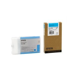 <title>まとめ エプソン EPSON PX-P K3インクカートリッジ ライトシアン 110ml 在庫一掃売り切りセール ICLC38A 1個 〔×10セット〕</title>