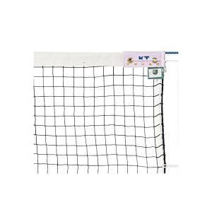 KTネット 無結節ソフトテニスネット 日本製 〔サイズ:12.65×1.06m〕 限定タイムセール ギフト KT6214