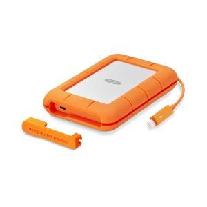 手数料無料 LaCie Rugged Thunderbolt 現品 5TB STFS5000800 USB-C