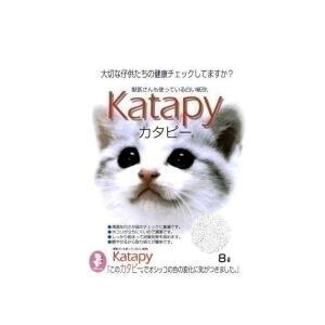 <title>まとめ 固まる猫の紙砂ペパーレット カタピー8L ペット用品 〔×5セット〕 大決算セール</title>