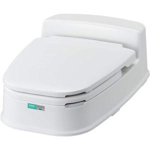 コンドル リフォームトイレ P型両用式 アイボリー|petstore