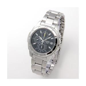 【商品名】 SEIKO(セイコー) 腕時計 クロノグラフ SND411 グリーン