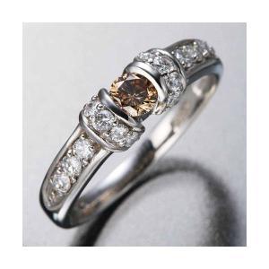 K18WGダイヤリング 100%品質保証! 指輪 最安値 ツーカラーリング 11号