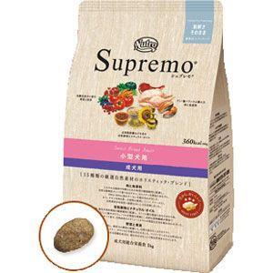 シュプレモ 小型犬用 成犬用(3kg)ニュートロ