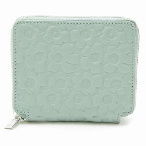 marimekko PETRA 043649 light green レディース 財布 カード コインケース ウニッコ マリメッコ|pettyne