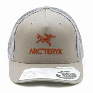 Arcteryx 18572 Logo Trucker Hat キャップ メンズ 男性用 Dime/アークテリクス|pettyne