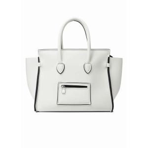 SAVE MY BAG トートバッグ レディース 2129N AVORIO セーブマイバッグ ホワイト|pettyne
