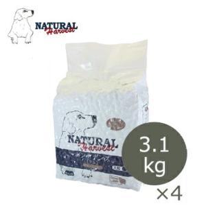 ナチュラルハーベスト ベーシックフォーミュラ メンテナンス 3.1kg×4袋セット 正規品|petwill30