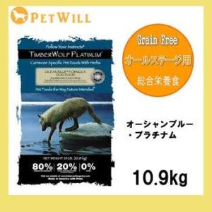 ティンバーウルフ  オーシャンブルー10.9kg