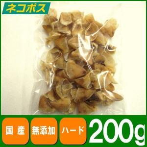 【ネコポス便対応】お徳用天然豚ヒヅメ200g 送料260円|petyafuupro