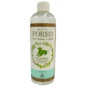 ペット用消臭剤 フォレオ 生体用 消臭除菌 パワフルミスト 差替え用 350ml|petyafuupro