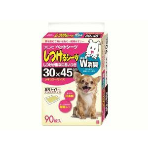 しつけるシーツ W消臭 レギュラーサイズ 1ケース(90枚×6袋)|petyafuupro