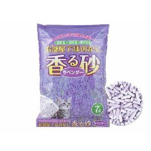 ボンビ お部屋でほのかに香る砂 ラベンダー 1ケース(7L×5袋)|petyafuupro