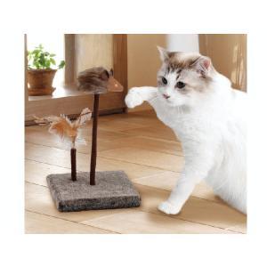 猫 おもちゃ necoco スイングチューチュー ハリネズミ|petyafuupro