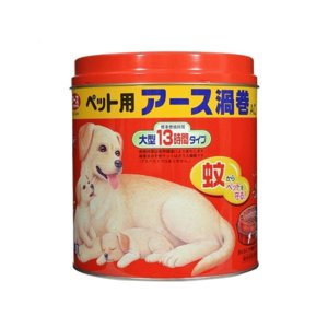 ペット用アース渦巻き 大型缶 52巻|petyafuupro