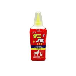 アース 犬猫用 ダニノミとり粉 80g|petyafuupro