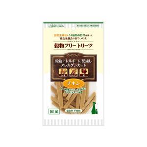 【現品限り】穀物フリートリーツ チキン 60g アドメイト ヤマヒサ(TP)|petyafuupro