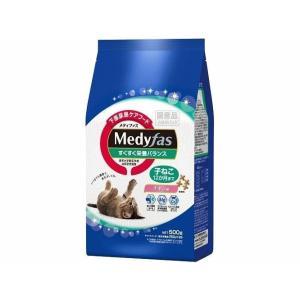 キャットフード メディファス 子ねこ 12か月まで チキン味 ( 250g*2袋 )|petyafuupro