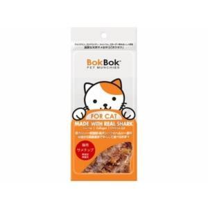 【訳あり数量限定】BokBok ボクボク猫用 サメチップ 35g 猫用|petyafuupro