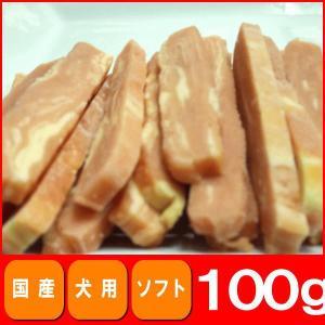 犬 おやつ ササミチーズバー100g|petyafuupro