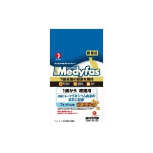 メディファス 1歳から成猫用 フィッシュ味 600g(300g×2袋)|petyafuupro