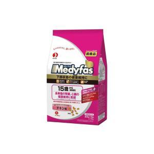 メディファス 15歳から長寿猫用 チキン味 1.5kg(300g×5袋)|petyafuupro