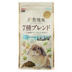 GEX 彩食健美 7種ブレンド肥満ケア 800g×12個(ケース販売)|petyafuupro