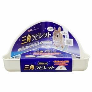 GEX 三角ラビレット消臭セット ミルキーホワイト×12個(ケース販売)|petyafuupro