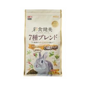 GEX 彩食健美 5歳からの7種ブレンド 1.6kg×6個(ケース販売)|petyafuupro