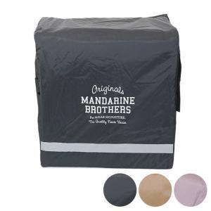 MANDARINE BROTHERS マンダリンブラザーズ BRIXTON RAIN COVER ブリクストンキャリーバックパック専用レインカバー 2020AW パープル|petyafuupro