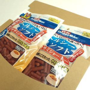 【現品限り】ドギーマン 犬用 ヘルシーソフトササミジャーキー420g×2袋 送料260円|petyafuupro