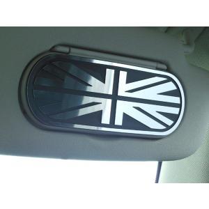 BMW MINI F54 バイザーガーニッシュ (ユニオンジ...