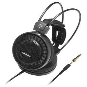 audio-technica エアーダイナミック オープン型ヘッドホン ATH-AD500X pfgo