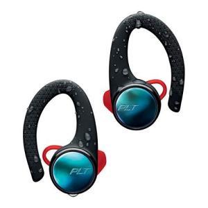 日本プラントロニクス Bluetooth ステレオイヤホン BackBeat FIT 3100 ブラック pfgo