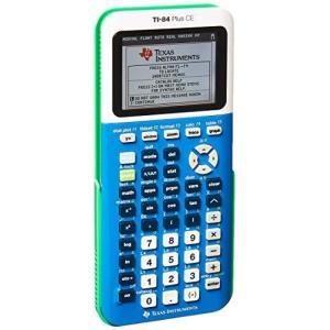 Texas Instruments TI84PLSCEBLUBRY グラフ電卓 pfgo