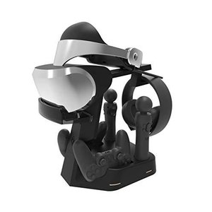Collective Minds PSVR Showcase Rapid AC PS4 VR Charge & Display Stand - Pla|pfgo