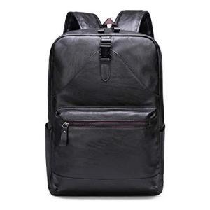 [アサコリン]リュックサック ビジネスリュック バックパック ブランド メンズ pcバッグ ショルダーバック ブラウン 30L pfgo