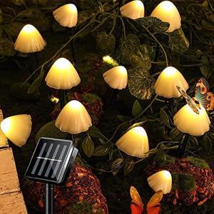 led ライト ソーラー ライト 屋外 イルミネーションライト 夜間に自動的に点灯 IP65防水 ガーデンライト ホリデー ライト クリスマス ツリー pfgo