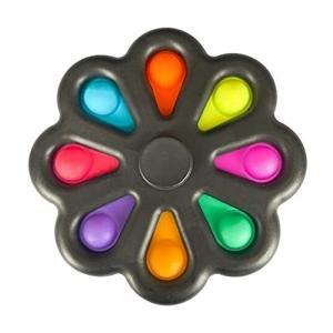 [BEAUTY PLAYER]ハンドスピナー プッシュポップ フィジェットおもちゃ スクイーズ玩具 プッシュポップポップ バブル感覚 減圧グッズ スト pfgo