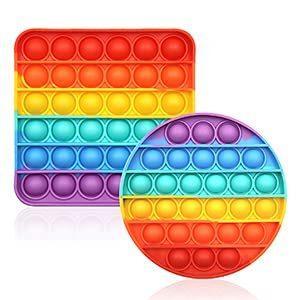 CENSUNGスクイーズ玩具POP IT知育おもちゃフィジェットおもちゃ 感覚おもちゃ 訓練 卓上ゲーム 幼稚園教具 子供大人兼用 洗える可能 ストレ pfgo