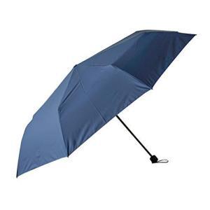 小宮商店 超軽量カーボン傘 折りたたみ傘 楽々開閉 大きい 65cm 688282-04 (ネイビー) pfgo