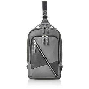 [ヴォルッタ] フォルテシリーズ ボディバッグ メンズ VOL364 03 グレー|pfgo