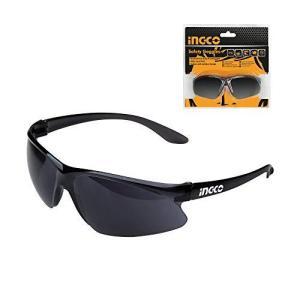 INGCO 溶接メガネ 遮光メガネ 溶接用 ゴーグル 電気溶接用メガネ 保護ゴーグル 紫外線防止 ダーク度10 HSG07|pfgo