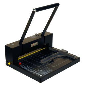 小型軽量、コンパクト手動式断裁機 断裁機 200DX ブラック (デューロデックス製)|pfudirect