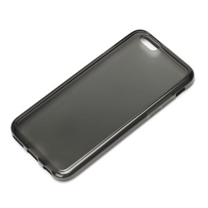 iPhone6 ハイブリッドケース ブラック PG-I6PT02BK|pg-a