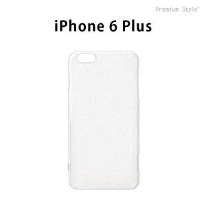 iPhone6Plus ハードケース クリアラメ PG-I6LPC02CL スマホケース|pg-a